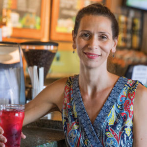 Jennifer Marks Is Co-Owner Of Cherrywood Coffeehouse