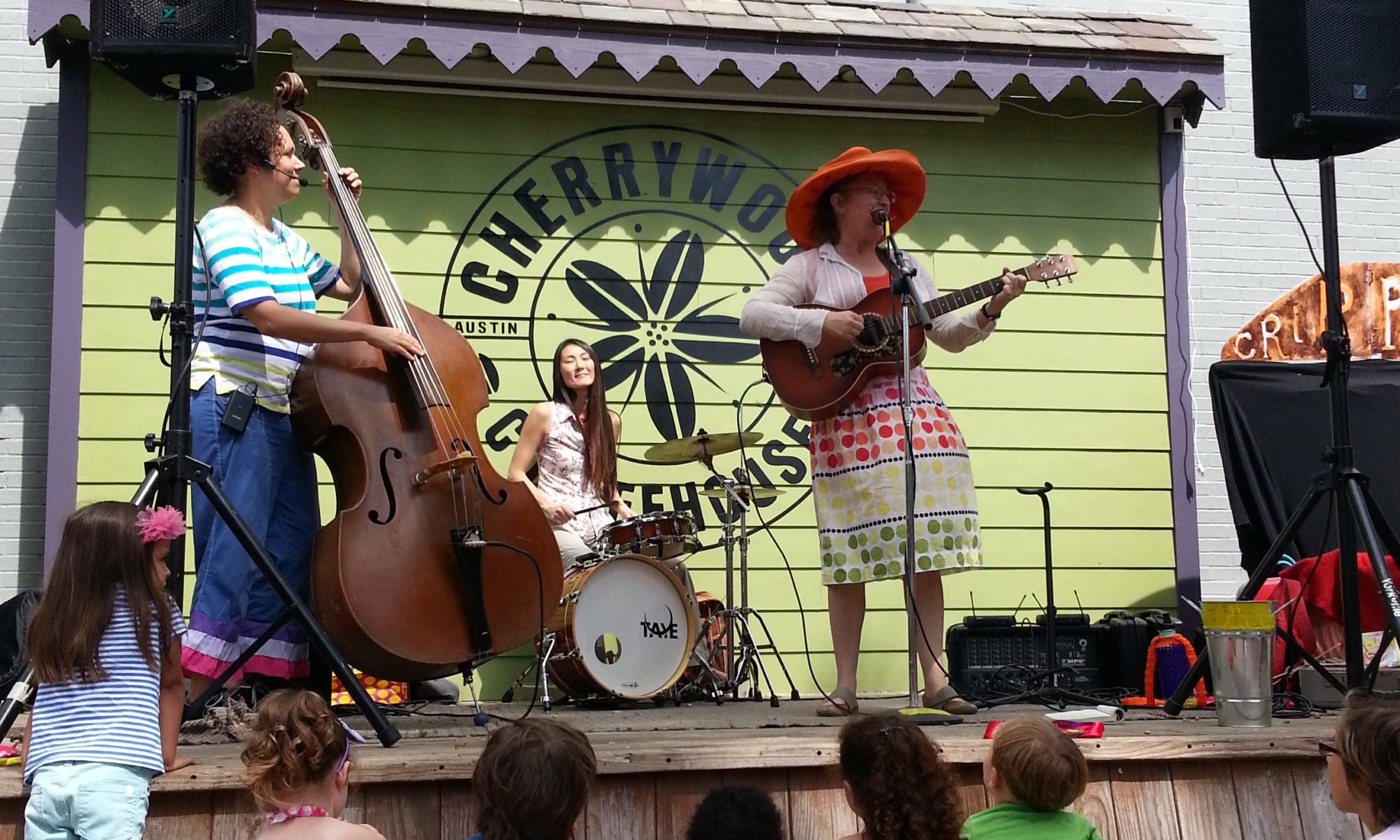 Free Kids Show Every Sunday at Cherrywood Coffeehouse