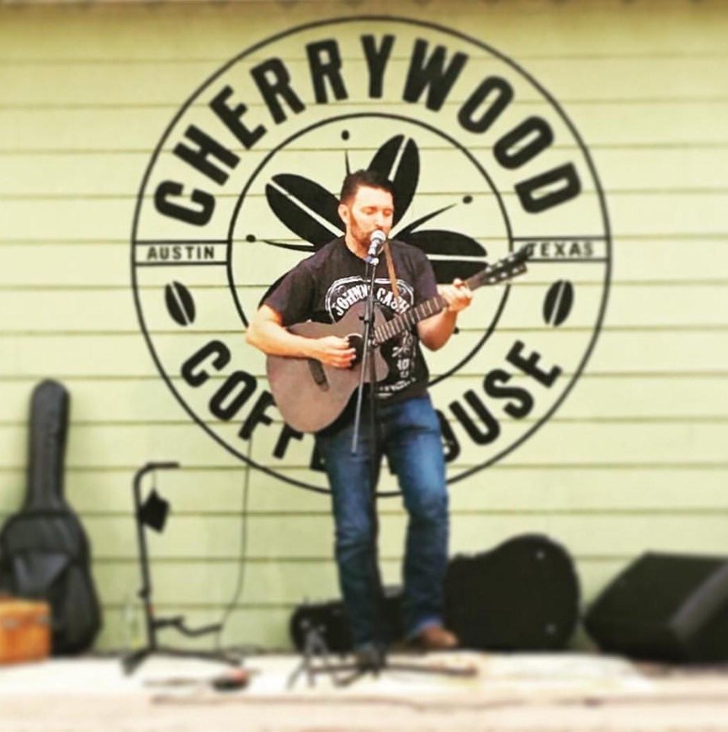 Cherrywood Coffeehouse Has Free Live Music