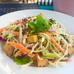 Vegan And Vegetarian Entrees Are Available At Cherrywood Coffeehouse
