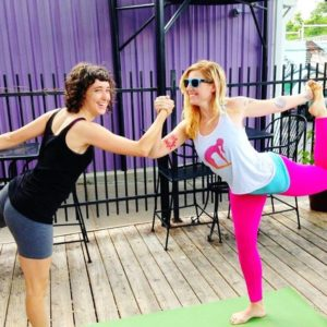 Free Yoga Five Days A Week At Cherrywood Coffeehouse